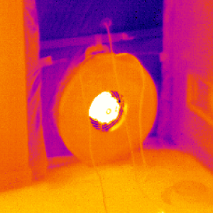 Thermografie/ Blower Door